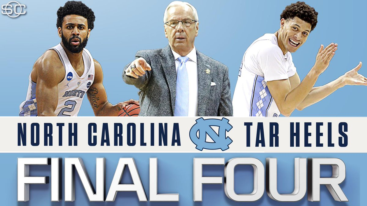 Retweet if you\'re rooting for North Carolina in the #FinalFour! #GoHeels  @UNC_Basketball @GoHeels