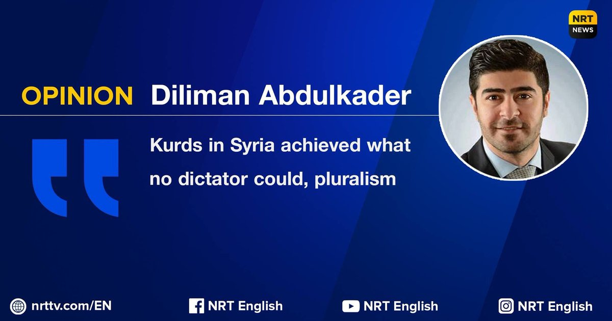 My latest: Against all odds the #Kurds est. their own safe zones, political system &amp; military force. #TwitterKurds  http://www. nrttv.com/EN/birura-deta ils.aspx?Jimare=5433 &nbsp; … <br>http://pic.twitter.com/XeJttMvCe1