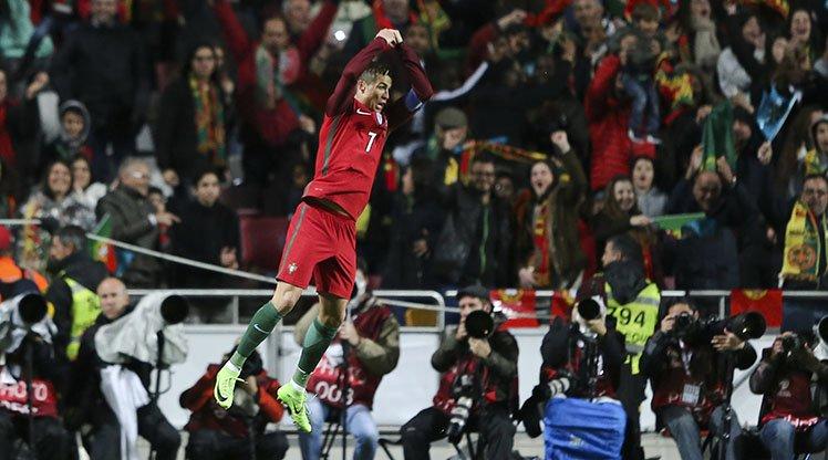 Ronaldo, Puskas'ın rekoruna göz dikti https://t.co/wH91EahP6f https://...