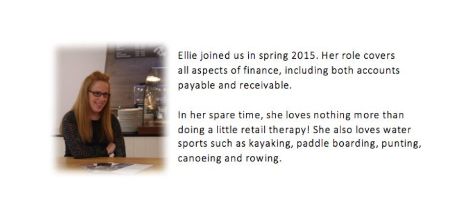 Meet Ellie! Our amazing Finance Coordinator... #meettheteam <br>http://pic.twitter.com/tLpOBarpkL