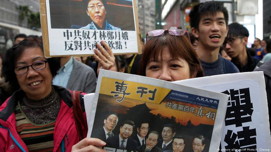 Hong Kong activists fear crackdown after city election