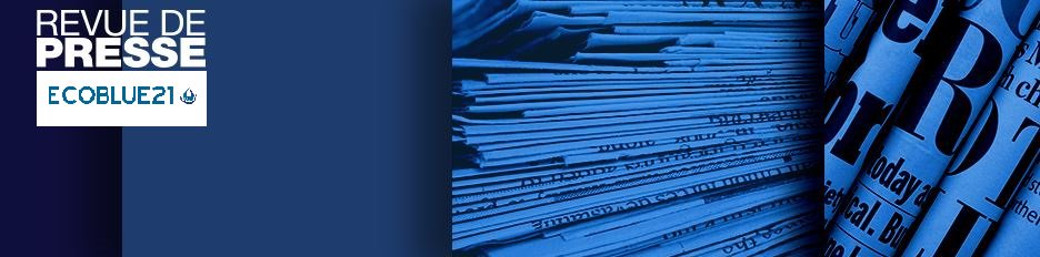 La Revue de Presse de la Croissance Bleue du Lundi 27 Mars #shipping #Energie #EMR #eau #environnement #nautisme #science  <br>http://pic.twitter.com/MKf5Xes0Y5