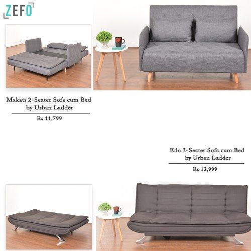 Strange Gozefo On Twitter Smart And Elegant Sofa Cum Bed Options Theyellowbook Wood Chair Design Ideas Theyellowbookinfo