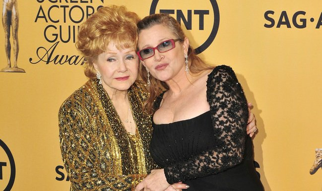 Quand Hollywood rend hommage à Debbie Reynolds et Carrie Fisher (VIDEO)  http:// dlvr.it/NkYync  &nbsp;   #Cinéma #CarrieFisher #JamesBlunt #StarWars<br>http://pic.twitter.com/Q60glCOJov