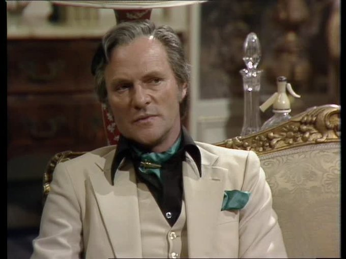 Happy Birthday to Julian Glover who played Richard the Lionheart in The Crusade & Count Scarlioni in City of Death.