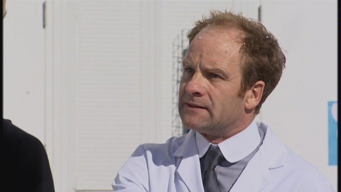 Happy Birthday to Adrian Rawlins who played Dr Ryder in Planet of the Ood.
