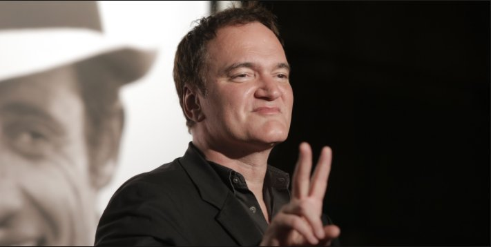 Happy birthday today to my teacher, mentor and inspiration,  Quentin Tarantino.