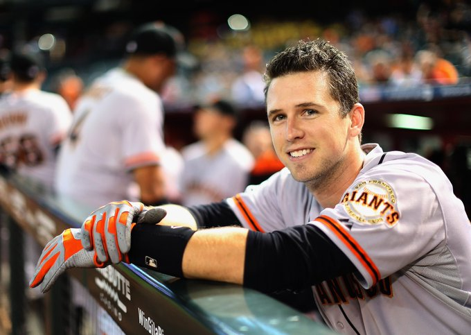 Happy Birthday! Buster Posey