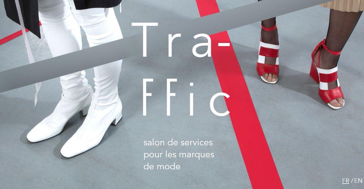 #MODE RDV TRAFFIC les 5 et 6 avril : le salon de services pour les marques de mode au Carreau du Temple #fashion   http://www. entreprises.cci-paris-idf.fr/web/cci75/salo n-traffic &nbsp; … <br>http://pic.twitter.com/GNCwU2XMeI