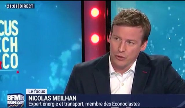 #ElectricVehicles - @FS_Automotive expert @NicolasMeilhan on #BFMBusiness - view here (in French)  http:// bit.ly/2omYitf  &nbsp;  <br>http://pic.twitter.com/7AMWB0kAxD