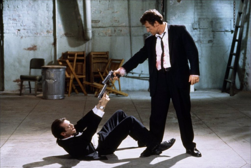 A very happy birthday to the one and only Quentin Tarantino, one of my favourite directors...