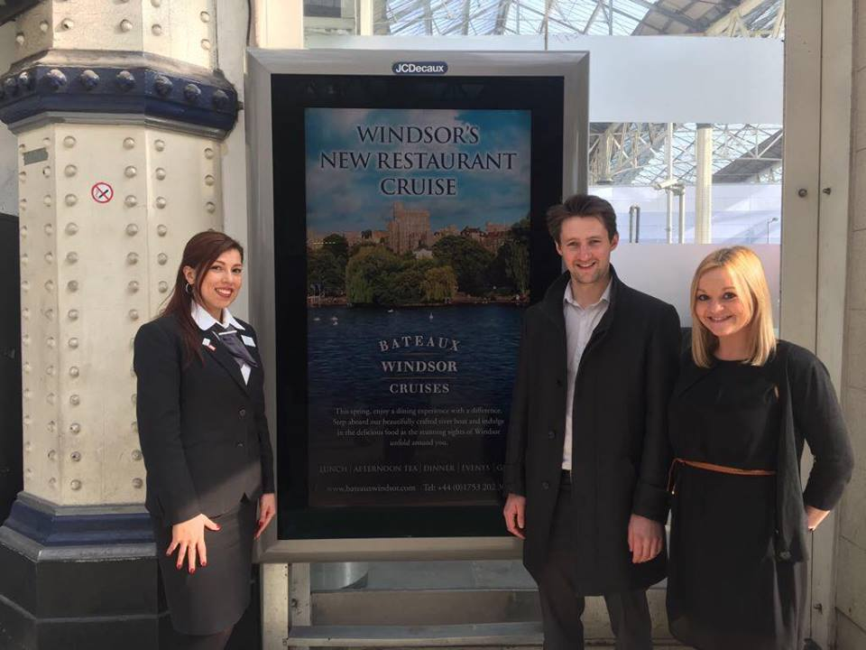 Meet Gareth, Hannah and Paola from the Bateaux Windsor team. Countdown till launch has started! #meettheteam #Windsor #newrestaurant<br>http://pic.twitter.com/sw2PVL1eRf