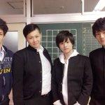 お知らせドラマ&映画化される「トモダチゲーム」に常川智夫役で出演します!!Fischer's…