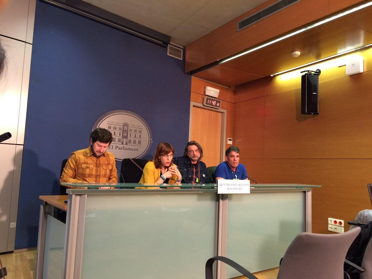 Podemos, sobre el contrato de Barceló a una consultoría: 'Nos parece una falta de ética importante'