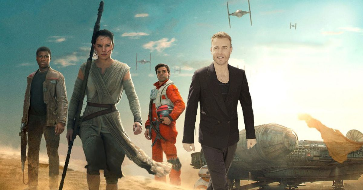 Take That's Gary Barlow confirms he's landed a role in Star Wars: The...