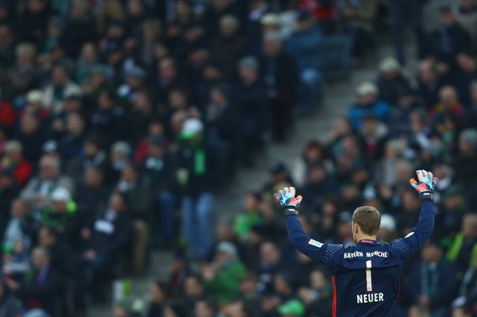 Happy 31st birthday, Manuel Neuer... Games: 624  Clean Sheets: 292 Best Goalkeeper ever?