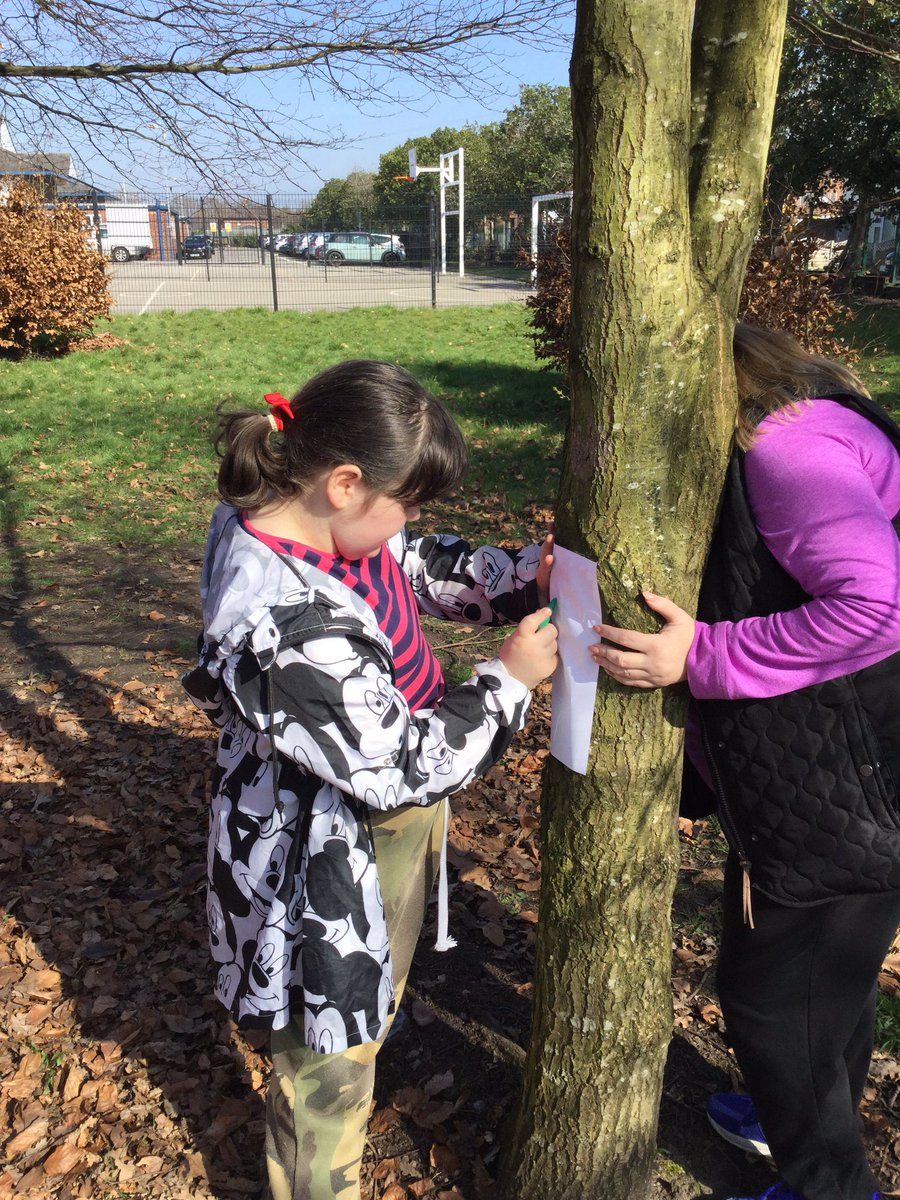 Willow and cherry bark rubbings #forestschools #nestinthewoods<br>http://pic.twitter.com/HCXn6OUwUm