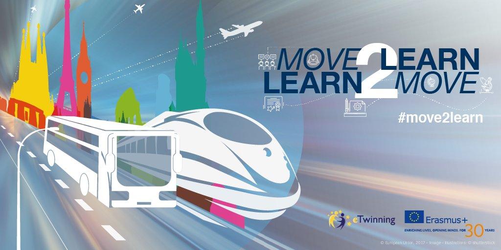 Risultati immagini per move 2 to learn learn 2 move eu
