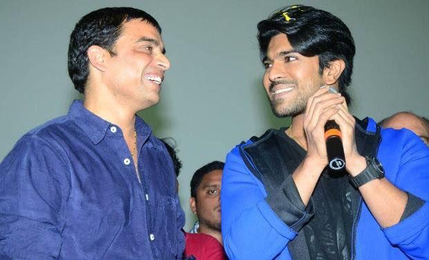 Wishing Mega Powerstar, Ram Charan, a very Happy Birthday :)