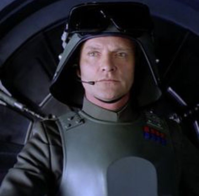 Happy Birthday to Honorary Member Julian Glover! May The Force Be With You!