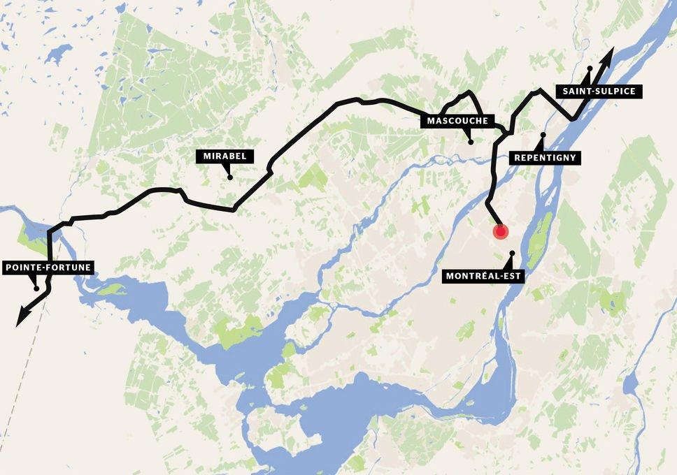 Danger d'un déversement de bitume du #pipeline #ÉnergieEst près du fleuve Saint-Laurent encore pires qu'appréhendé  http://www. journaldemontreal.com/2017/03/26/ene rgie-est-serait-encore-plus-risque-selon-des-experts &nbsp; … <br>http://pic.twitter.com/6Qvqc1o38W