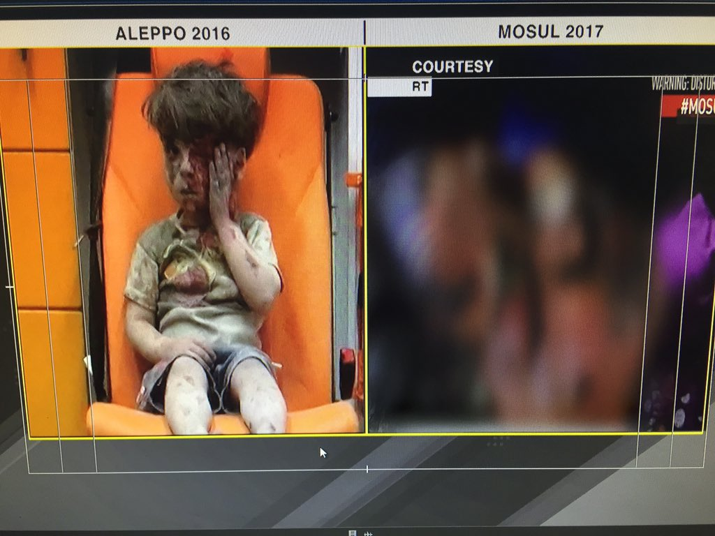 Two 5 yr olds caught in the crossfire. Why is one a victim, the other &quot;collateral damage&quot;? #Gravitas @WIONews<br>http://pic.twitter.com/0A11GDWxT0