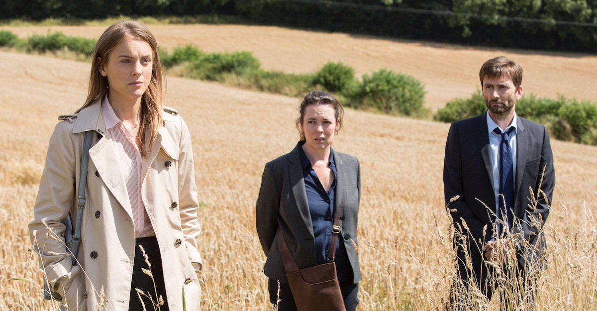 #Broadchurch series 3 episode 5 review: Secrets, socks and a serial ra...