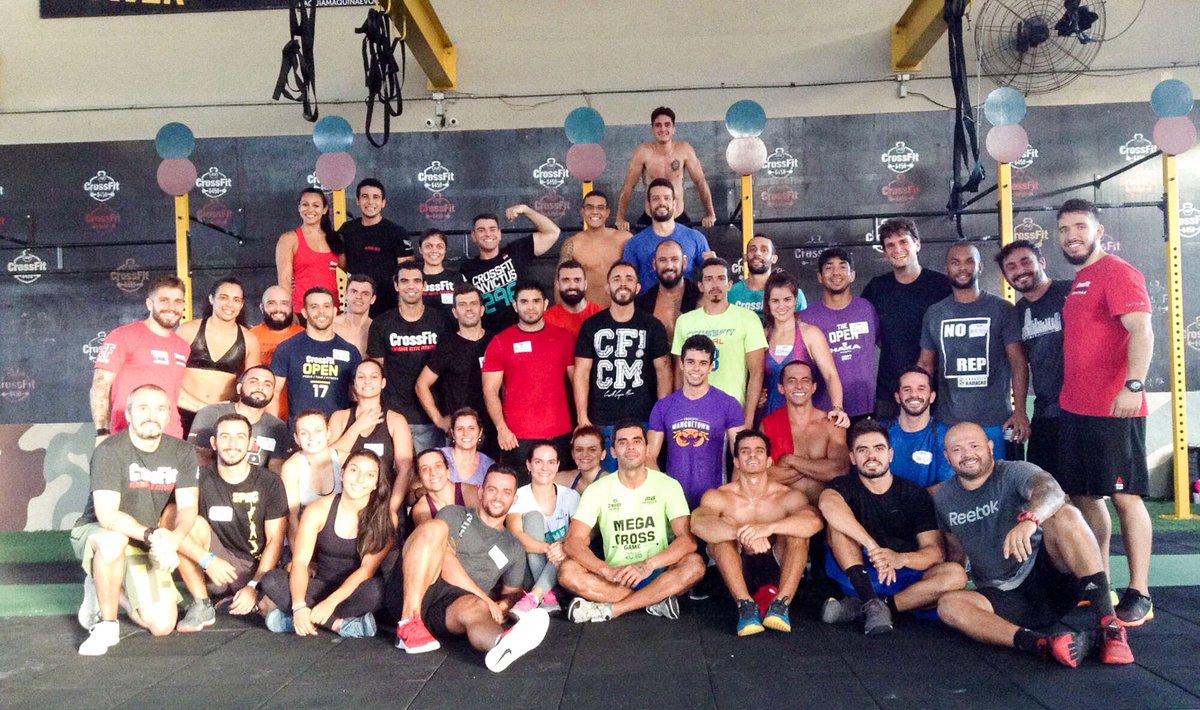 CrossFit Level Certificate CrossFit Fortaleza Brazil