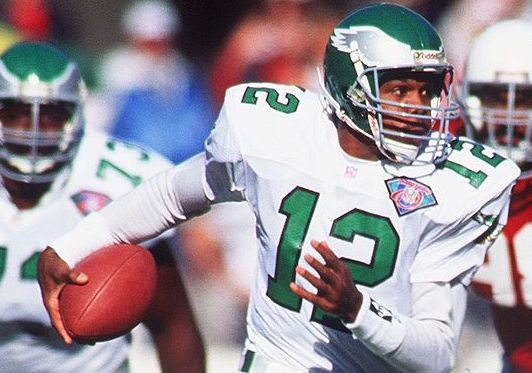 Happy birthday to Hall of Fame QB Randall Cunningham! The guy could most definitely run.