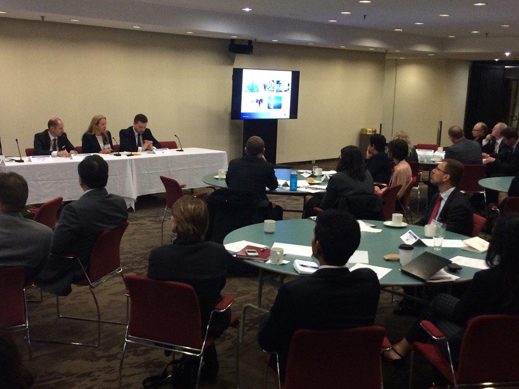 Thank you Global Affairs Canada for interesting seminar with #EU-EFTA...