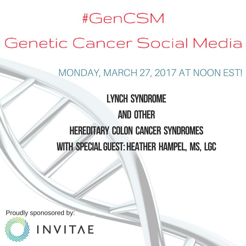 Thumbnail for #GenCSM - Twitter Chat Transcript 3/27/17