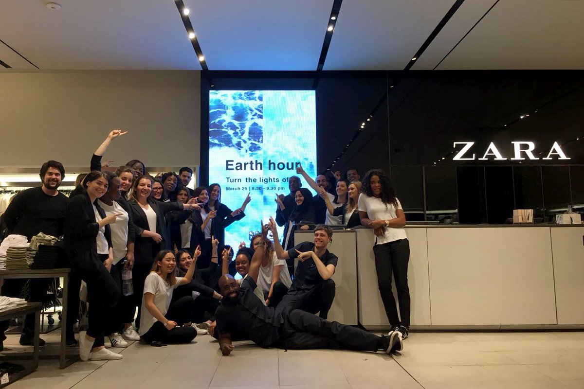 Inditex Careers On Twitter Thanks To Our Zara Team In Oxford St