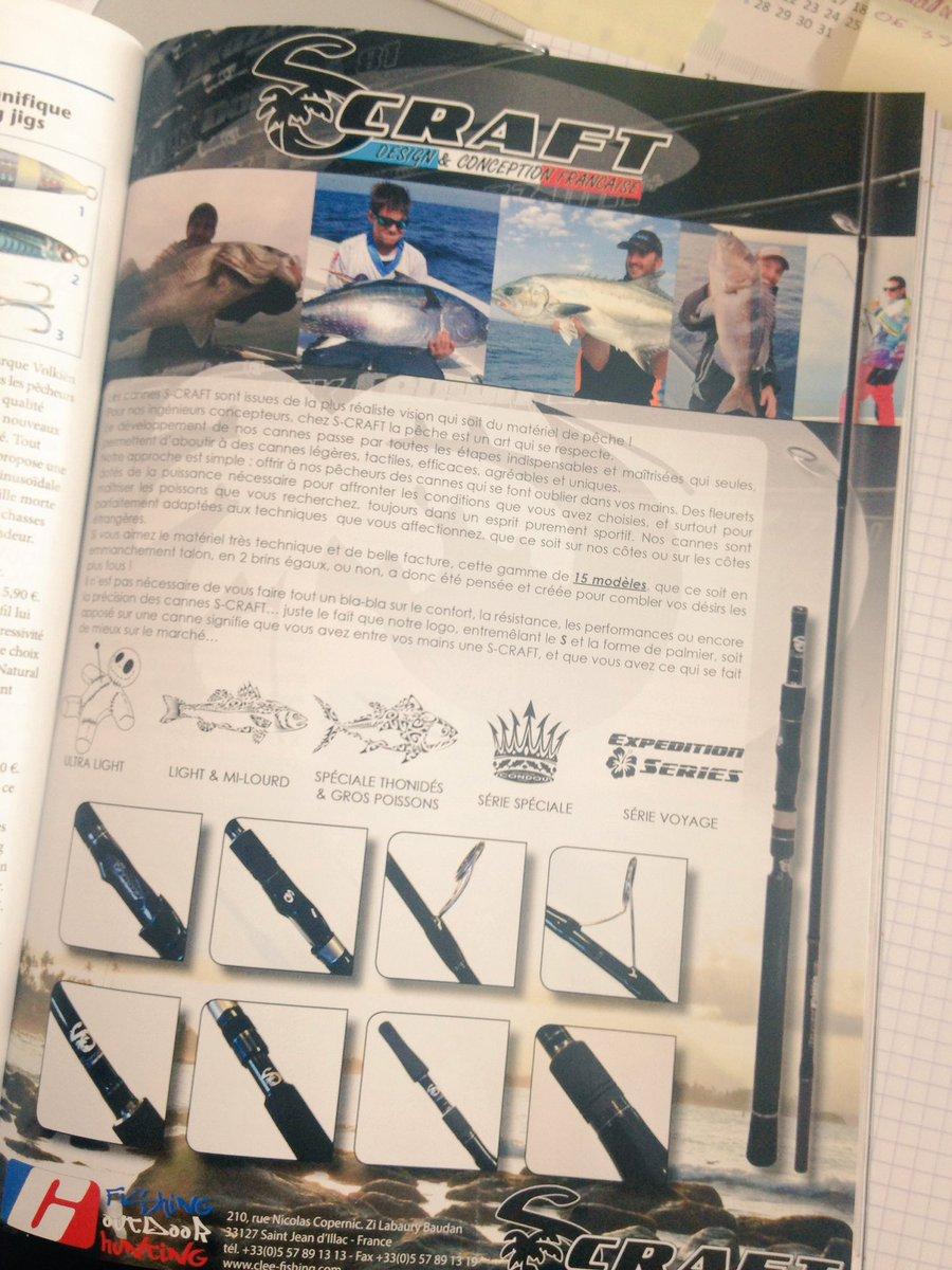 @Cot&amp;Pêche n•42 !  #leurre #peche #magazine <br>http://pic.twitter.com/5BE72cHgSH