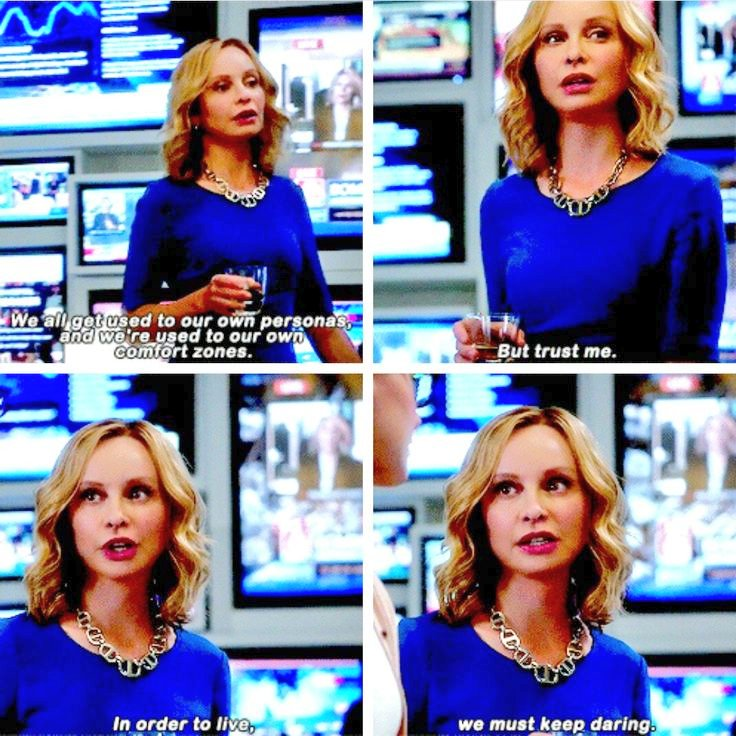 We could all use an Inspirational Cat Grant Speech™ right now. #Supergirl #SuperCat