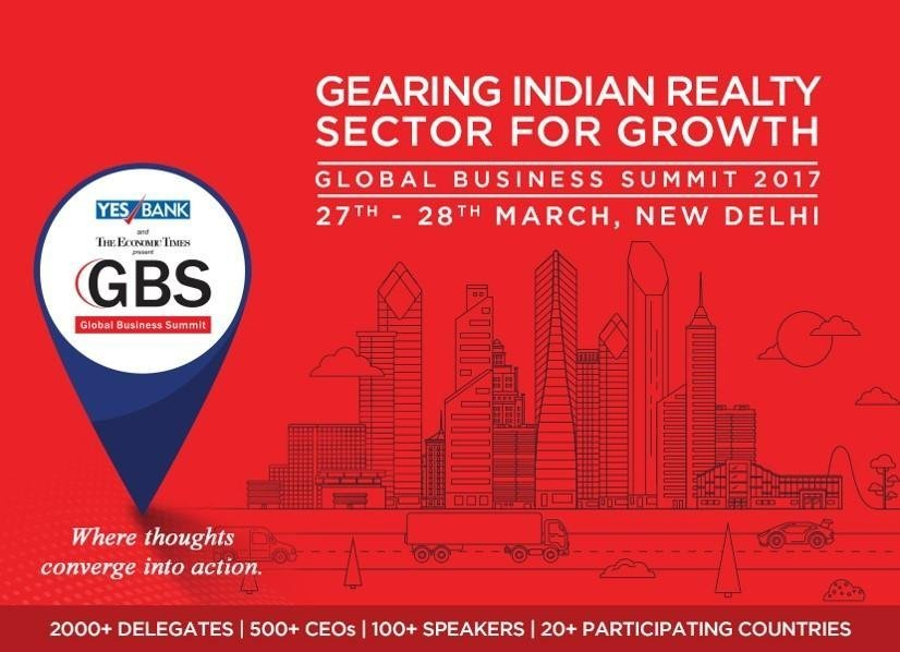Catch all the action from ET Global Business Summit 2017 LIVE here: ht...