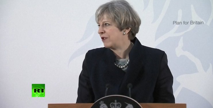 WATCH LIVE: @theresa_may speaks in Scotland vowing to 'build a more un...
