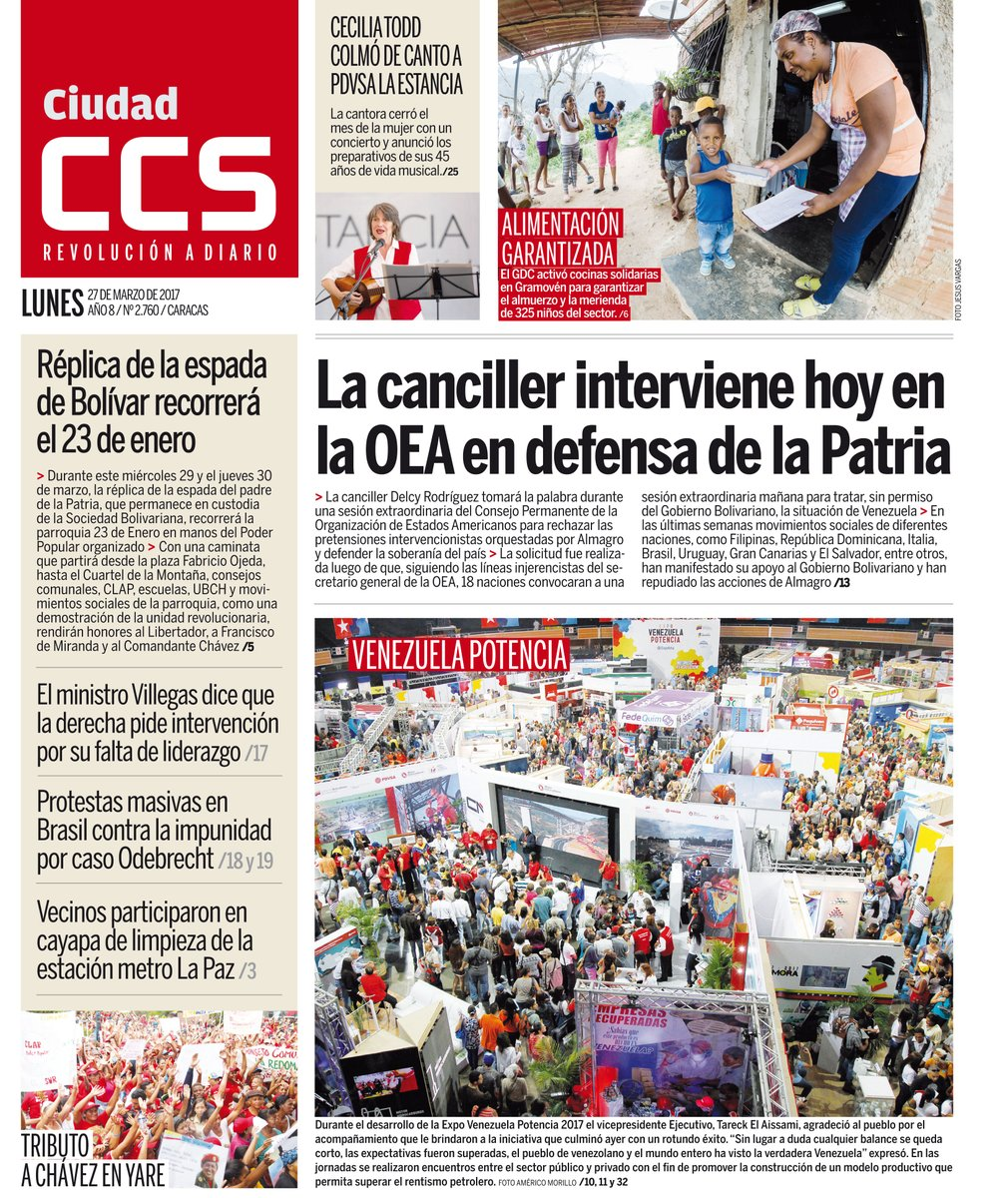 PRENSA 🗞 || Así amanecen las primeras planas de los diarios regionales...