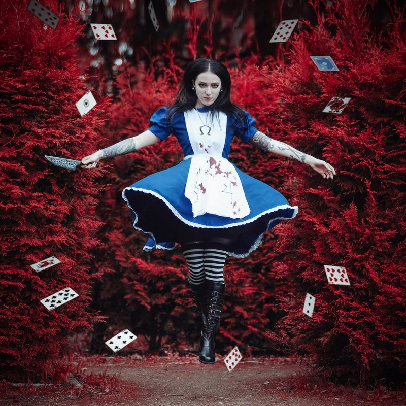 #Cosplay de Alicia en #AliceMadnessReturns  De Mariannainsomnia<br>http://pic.twitter.com/AfeOXlob2X