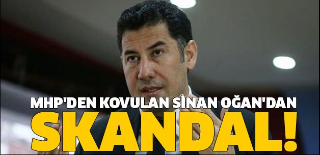 MHP'den kovulan Sinan Oğan'dan Skandal! https://t.co/jgh8OFHQIP https:...