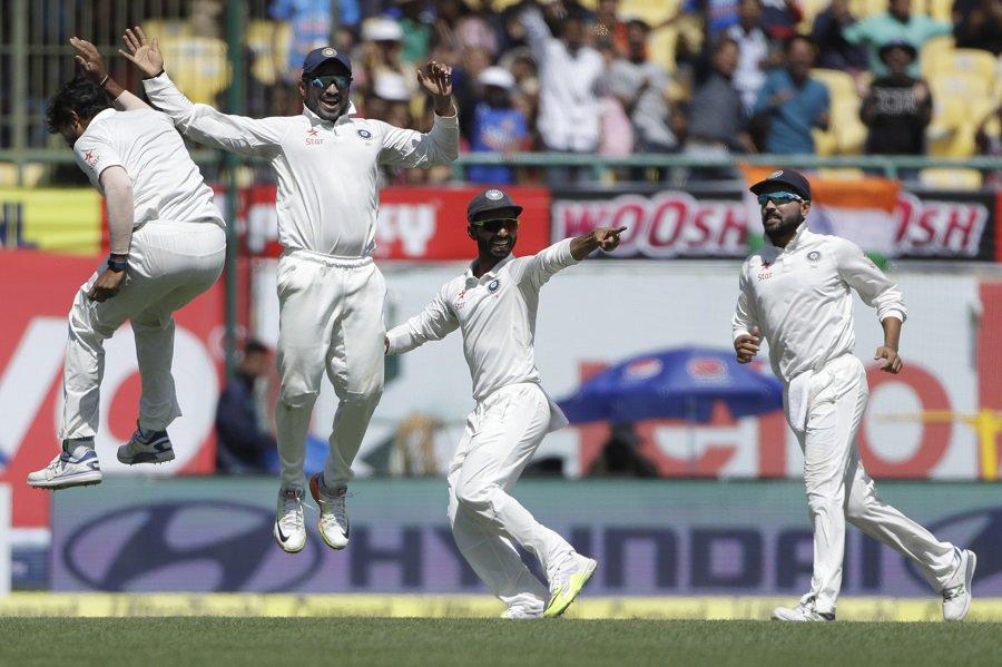 India Wins Border-Gavaskar Trophy