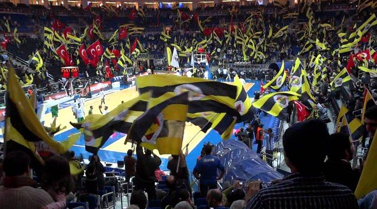 THY Euroleague Final-Four biletlerinin yüzde 59'unu Fenerbahçeli taraf...