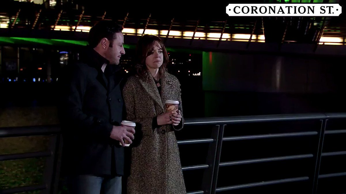 It's not long until Coronation Street is back at 8.30pm and it looks l...