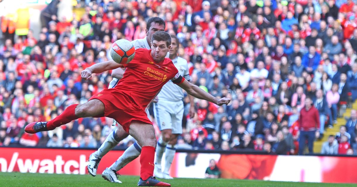 Watch the goals as Liverpool legends beat Real Madrid at Anfield (Echo)