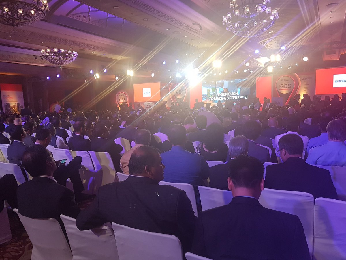 Full House at #ETGBS https://t.co/GZQKNQZwF0