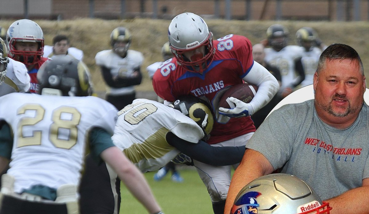 MMA star swaps grappling from Gridiron as West Coats Trojans get set for Irvine return