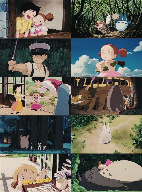 Mon voisin Totoro, film d&#39;animation réalisé par Hayao Miyazaki en 1988  http://www. studioghibli.fr/les-films/mon- voisin-totoro/ &nbsp; …  #Totoro #Ghibli #StudioGhibli #HayaoMiyazaki<br>http://pic.twitter.com/IHne6PPGfW