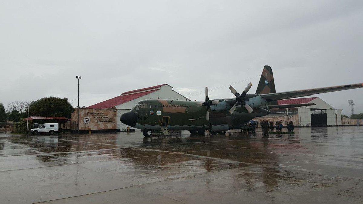 Boletín de noticias de los C-130 Hércules - Página 38 C77QFyDXUAACPzi
