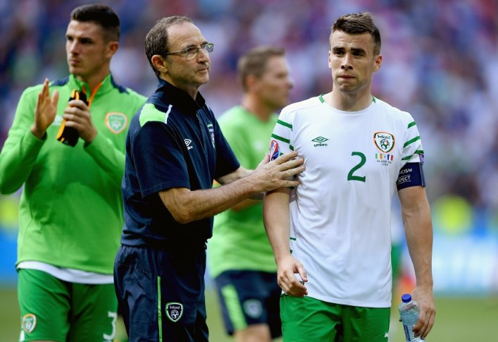 Martin O'Neill offers update on Seamus Coleman after hospital visit ht...