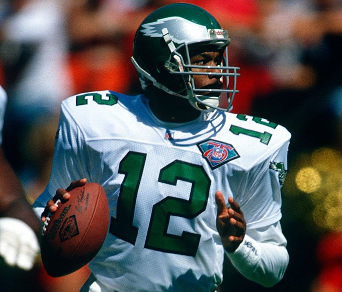 Happy Birthday to Hall of Famer Randall Cunningham!