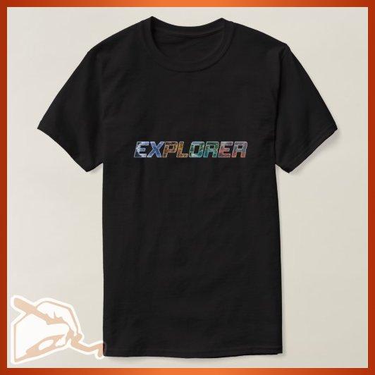 #Explorer Edition #black #tshirt - Available now!  http:// ow.ly/rMuG301OiwQ  &nbsp;   #travel #explore<br>http://pic.twitter.com/X6CAi9vTbF